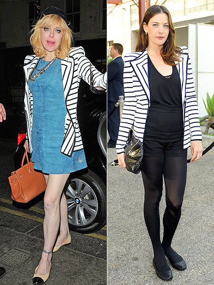 COURTNEY VS. LIV  photo | Courtney Love, Liv Tyler