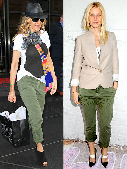 SARAH JESSICA VS. GWYNETH  photo | Gwyneth Paltrow, Sarah Jessica Parker