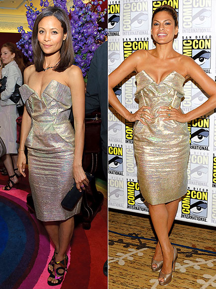 THANDIE VS. EVA  photo | Eva Mendes, Thandie Newton