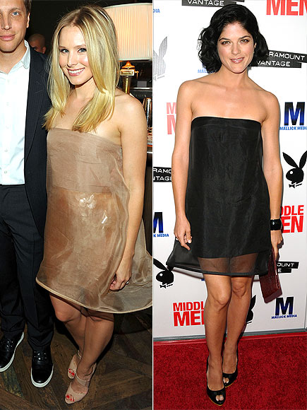 KRISTEN VS. SELMA photo | Kristen Bell, Selma Blair