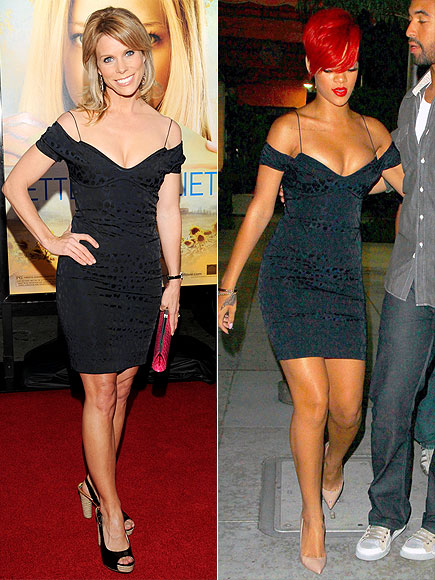 CHERYL VS. RIHANNA  photo | Cheryl Hines, Rihanna