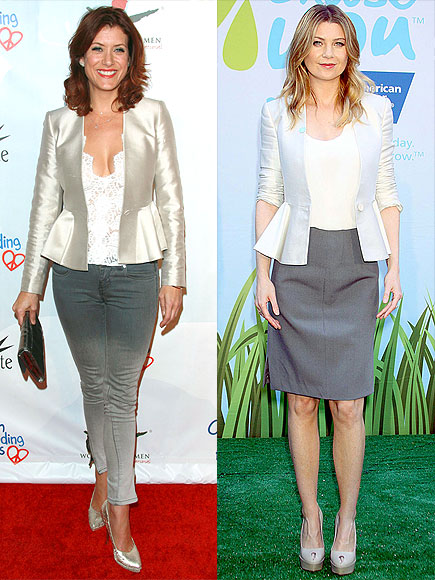 KATE VS. ELLEN  photo | Ellen Pompeo, Kate Walsh