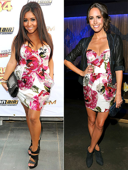 SNOOKI VS. LOUISE photo | Nicole Polizzi