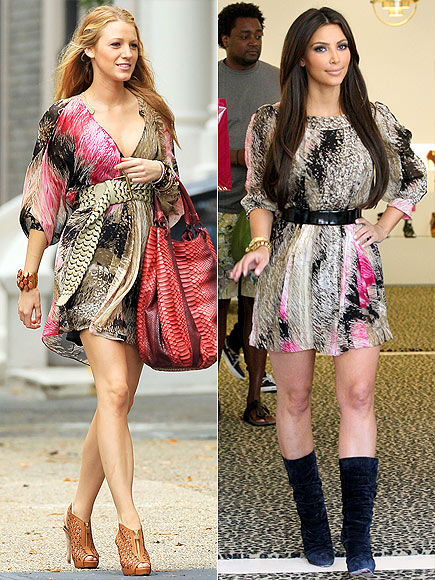 BLAKE VS. KIM  photo | Blake Lively, Kim Kardashian
