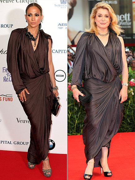 JENNIFER VS. CATHERINE photo | Catherine Deneuve, Jennifer Lopez
