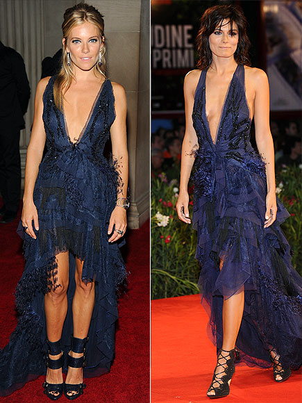 SIENNA VS. VALERIA  photo | Sienna Miller