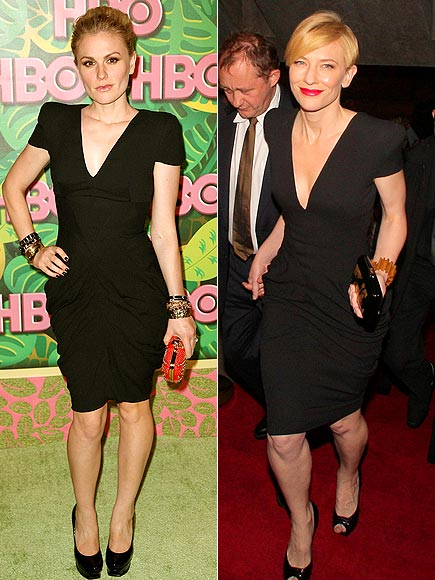 ANNA VS. CATE  photo | Anna Paquin, Cate Blanchett