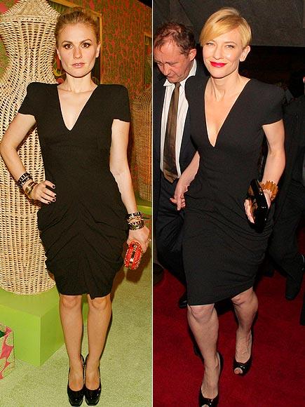 ANNA VS. CATE photo | Anna Paquin, Cate Blanchett