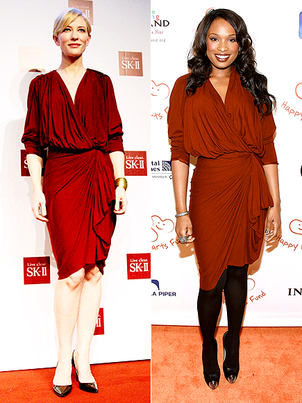 CATE VS. JENNIFER photo | Cate Blanchett, Jennifer Hudson