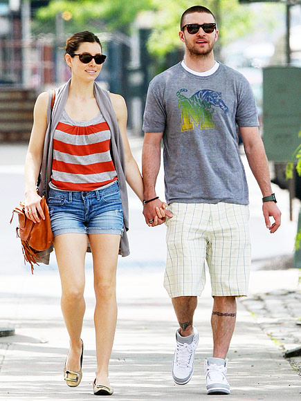 LUNCH DATE photo | Jessica Biel, Justin Timberlake