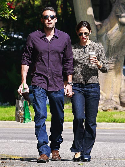 COFFEE RUN  photo | Ben Affleck, Jennifer Garner