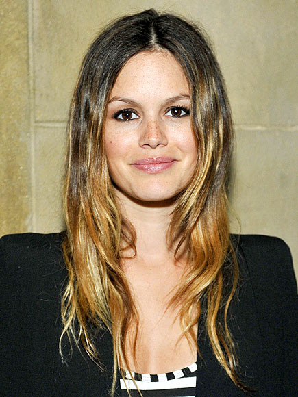 OMBRÉ WAVES photo | Rachel Bilson