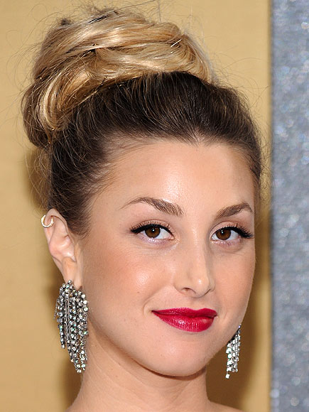 BOUFFANT BUN photo | Whitney Port