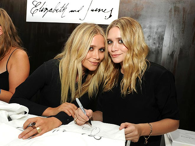 MARY-KATE AND ASHLEY photo | Ashley Olsen, Mary-Kate Olsen