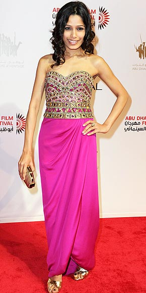 ABU DHABI photo | Freida Pinto