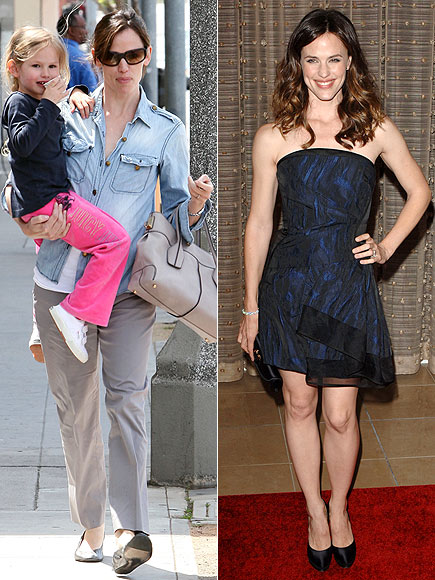 CHAMBRAY TO CHIC photo | Jennifer Garner