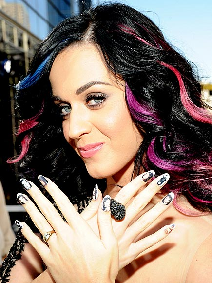 BRAND-ED NAILS photo | Katy Perry