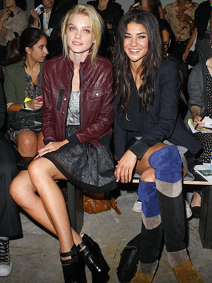 JESSICA AND JESSICA photo | Jessica Szohr