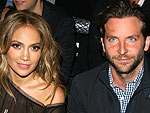 J.Lo and Bradley's Front Row Friendship | Bradley Cooper, Jennifer Lopez