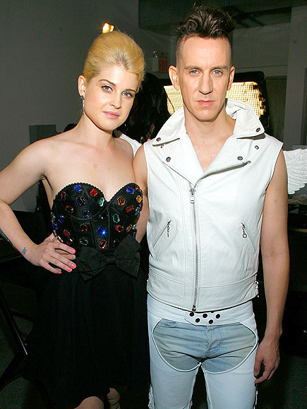 KELLY AND JEREMY  photo | Kelly Osbourne