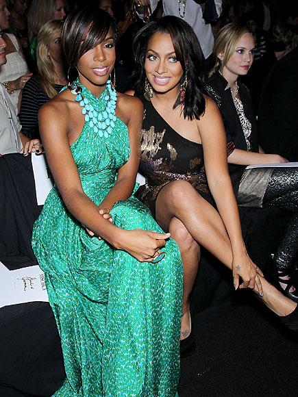 KELLY AND LALA photo | Kelly Rowland