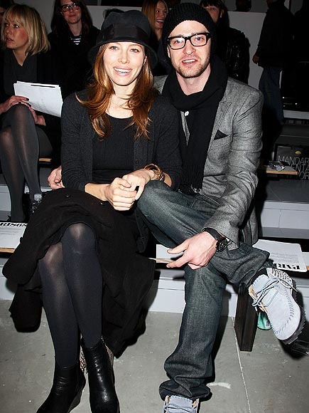 JUSTIN AND JESSICA photo | Jessica Biel, Justin Timberlake