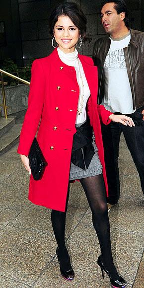 RED   photo | Selena Gomez