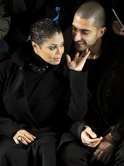 JANET JACKSON AND WISSAM AL MANA photo | Janet Jackson