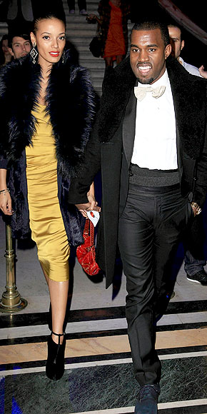 KANYE WEST AND SELITA EBANKS photo | Kanye West, Selita Ebanks