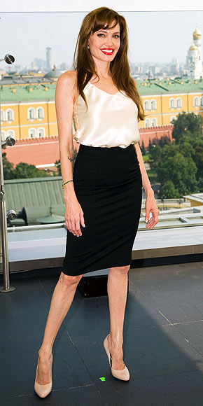 MOSCOW photo | Angelina Jolie