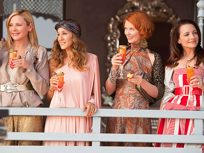 MIDDLE EASTERN INFLUENCES photo | Cynthia Nixon, Kim Cattrall, Kristin Davis, Sarah Jessica Parker