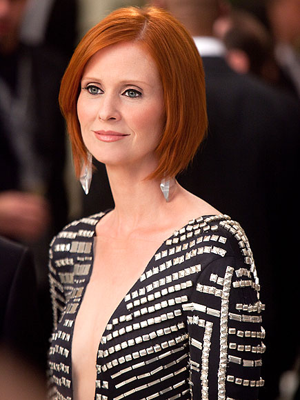 ALL-OVER STUDS photo | Cynthia Nixon