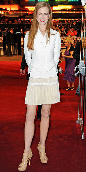 IF YOU ARE: TALL  photo | Nicole Kidman