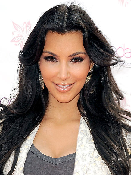 KIM&#39;S SILKEN SECRET  photo | Kim Kardashian