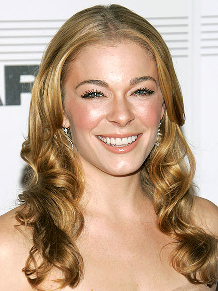 LEANN'S ANTI-REGIMEN  photo | LeAnn Rimes