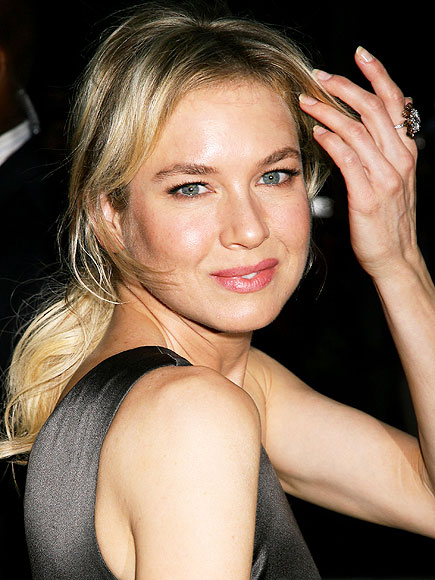 NUDE NAILS photo | Renee Zellweger