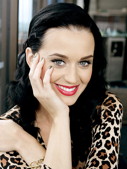 PATTERNED METALLICS photo   Katy Perry