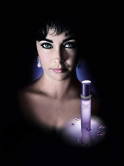 ELIZABETH TAYLOR: VIOLET EYES photo | Elizabeth Taylor