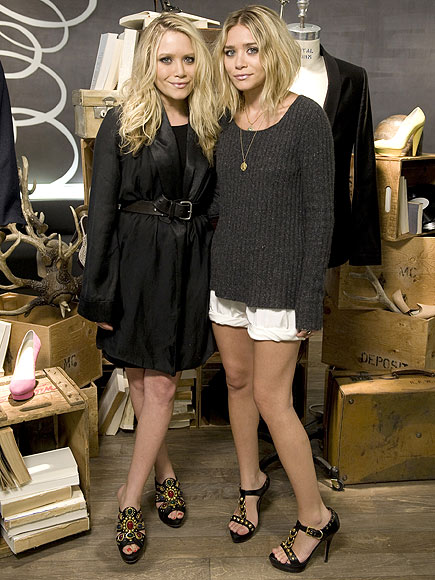 MARY-KATE & ASHLEY OLSEN photo | Ashley Olsen, Mary-Kate Olsen