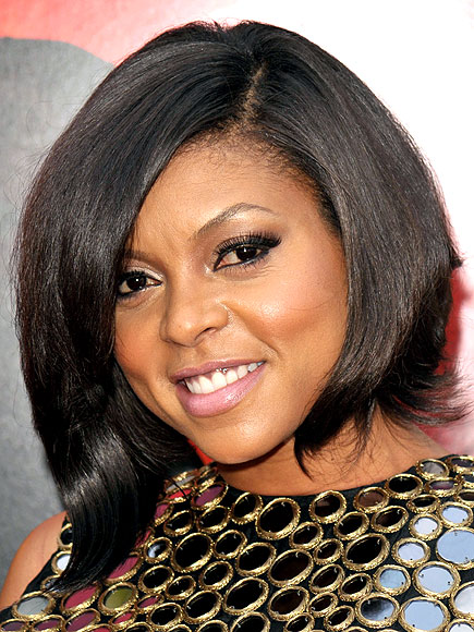 POST-WORK-OUT REFRESHER photo | Taraji P. Henson