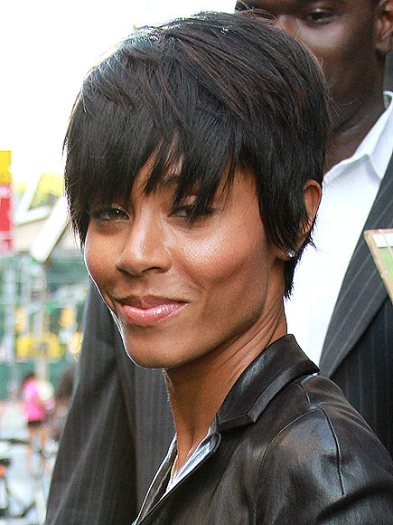 JADA'S PIXIE DO HOW-TO photo | Jada Pinkett Smith