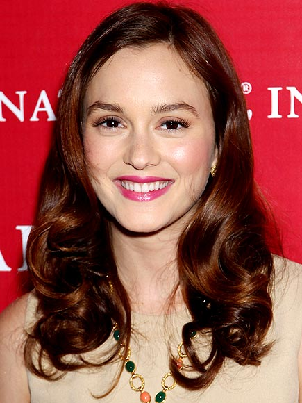 LEIGHTON'S CLEAN SWEEP photo | Leighton Meester