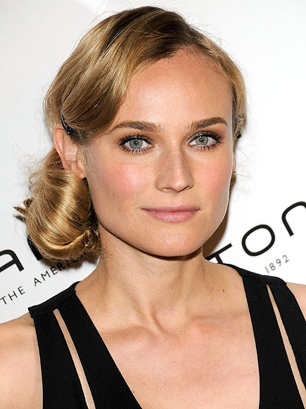 BE A HAIR CHAMELEON photo | Diane Kruger