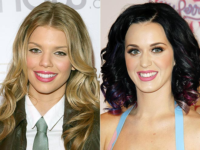 HOT LIPS photo | AnnaLynne McCord, Katy Perry