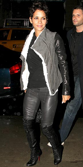 SHEARLING photo | Halle Berry