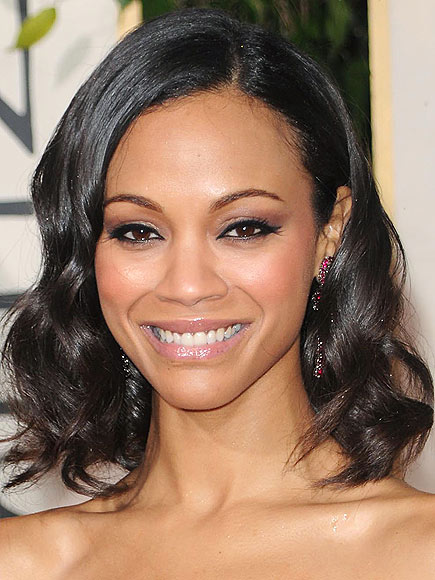 ZOE'S WAVES photo | Zoe Saldana