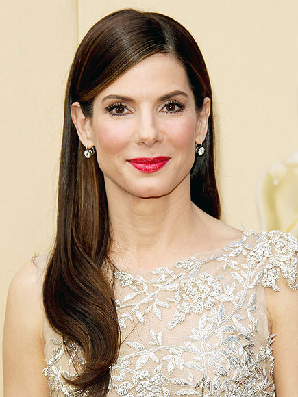 SANDRA'S WINNING LOCKS photo | Sandra Bullock