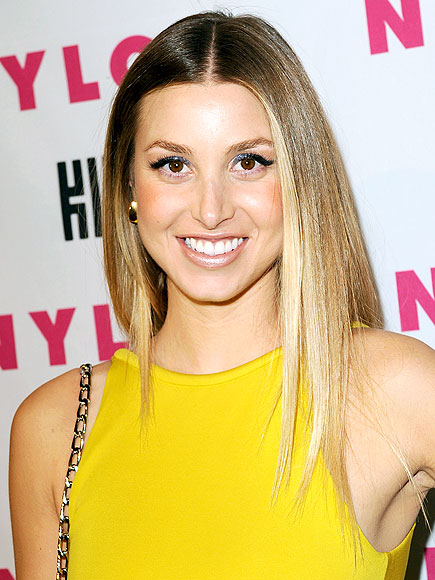 whitney port hair colour 2011. Whitney+port+hair+color+