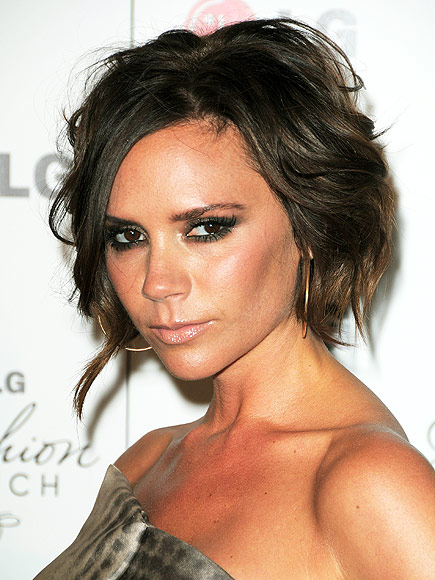 VICTORIA'S HAIR photo | Victoria Beckham