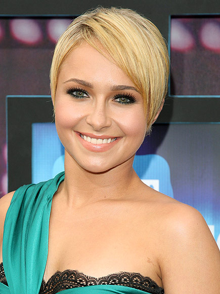 HAYDEN'S MAKEUP photo | Hayden Panettiere